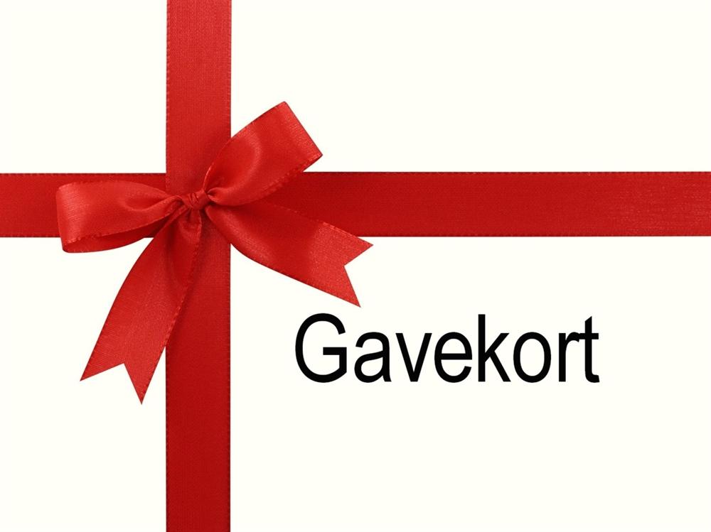 Image of   Gavekort