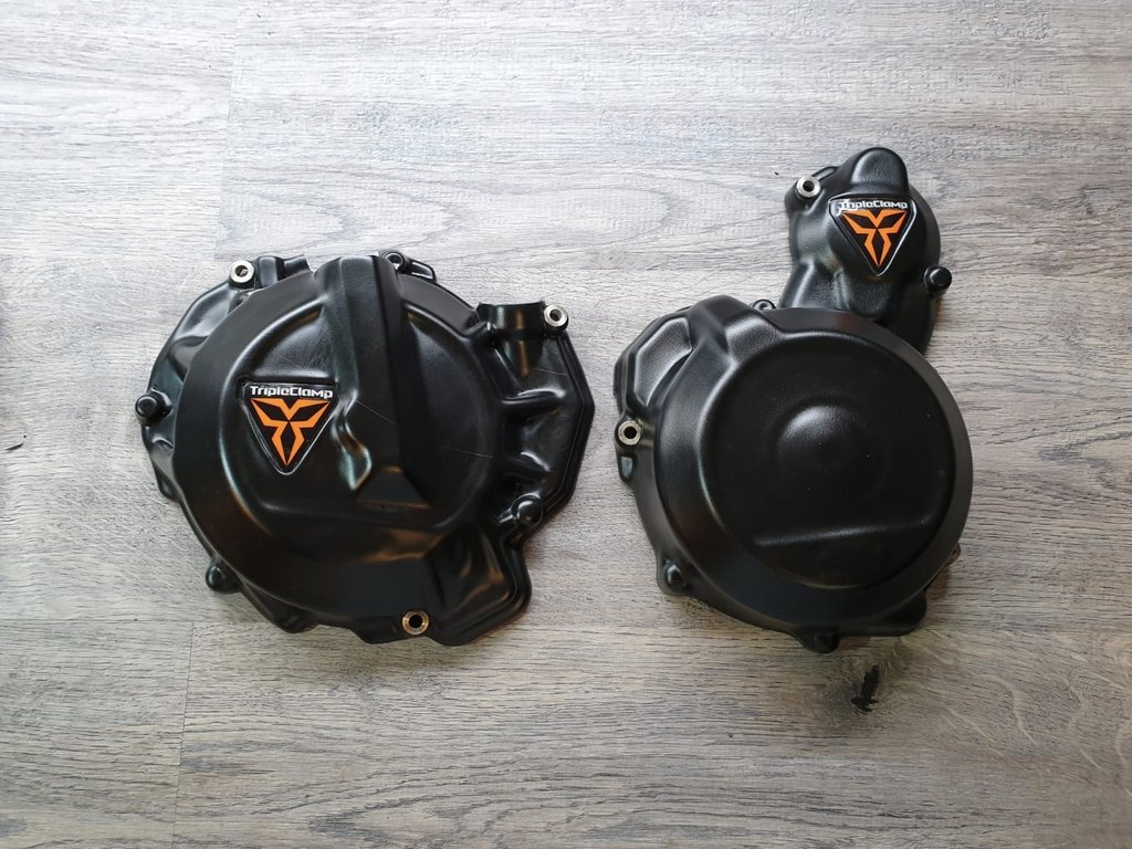 Image of KTM 790 All Models - HDPE Engine Covers